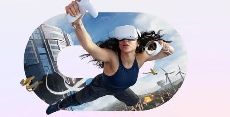Oculus Quest 2 - VR Workout